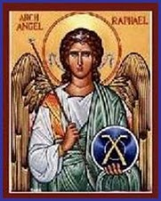 Saint Rafael Arcangel