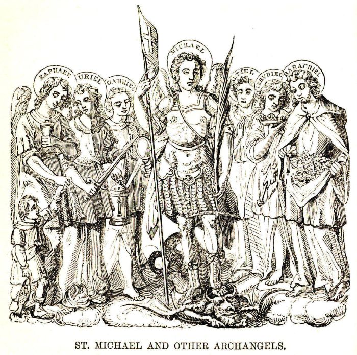 Imagen de los Arcangeles