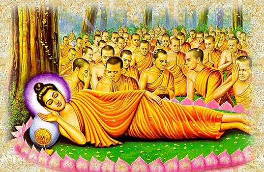 Mensajes del buda temas espirituales