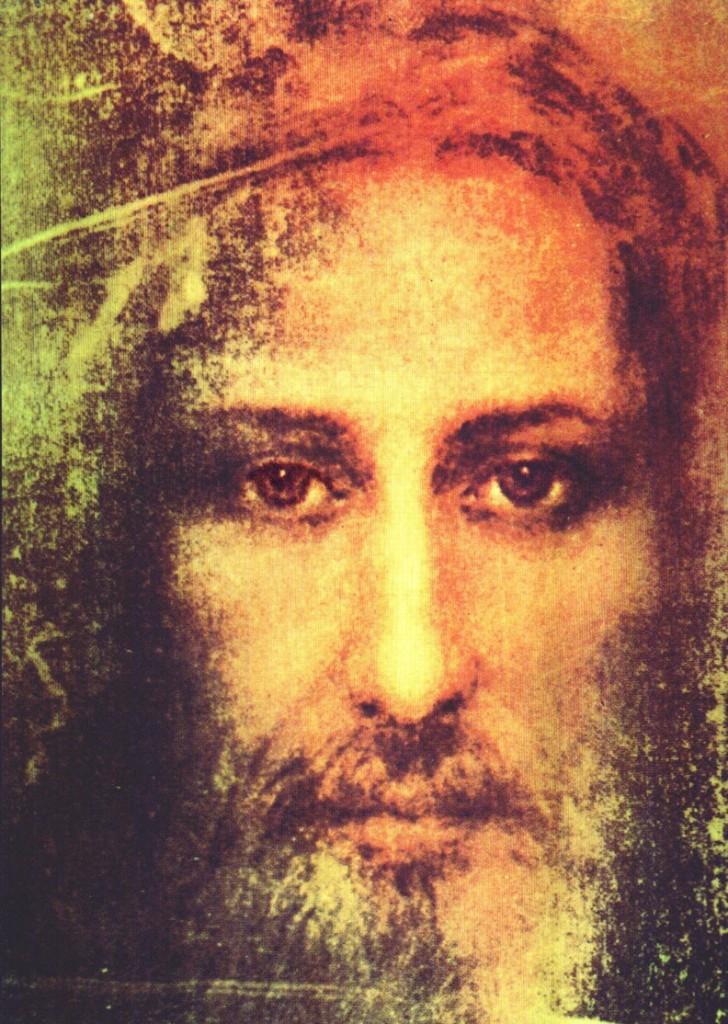 Foto Rostro de Cristo